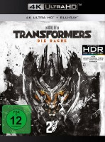 Transformers - Die Rache - 4K Ultra HD Blu-ray + Blu-ray (4K Ultra HD)