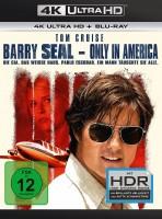 Barry Seal - Only in America - 4K Ultra HD Blu-ray + Blu-ray (4K Ultra HD)