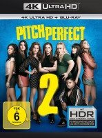 Pitch Perfect 2 - 4K Ultra HD Blu-ray + Blu-ray (4K Ultra HD)
