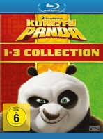 Kung Fu Panda - 1-3 Collection (Blu-ray)