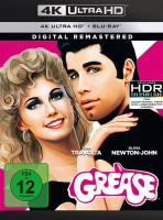 Grease - 4K Ultra HD Blu-ray + Blu-ray (4K Ultra HD)