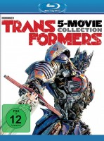 Transformers - 1-5 Collection (Blu-ray)