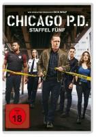 Chicago P.D. - Staffel 05 (DVD)