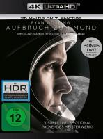 Aufbruch zum Mond - 4K Ultra HD Blu-ray + Blu-ray (4K Ultra HD)