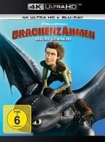 Drachenzähmen leicht gemacht - 4K Ultra HD Blu-ray + Blu-ray (4K Ultra HD)
