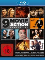 9 Movie Action Collection (Blu-ray)