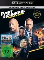 Fast & Furious: Hobbs & Shaw - 4K Ultra HD Blu-ray + Blu-ray (4K Ultra HD)