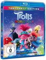 Trolls World Tour - Tanzparty-Edition (Blu-ray)