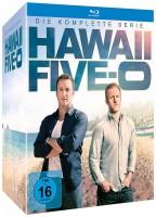 Hawaii Five-O - Die komplette Serie (Blu-ray)