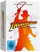 Indiana Jones - 4-Movie Collection / 4K Ultra HD Blu-ray / Limited Steelbook (4K Ultra HD)