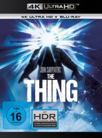 The Thing - 4K Ultra HD Blu-ray + Blu-ray (4K Ultra HD)