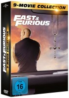 Fast & Furious - 9-Movie Collection (DVD)