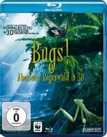 Bugs! Abenteuer Regenwald in 3D (Blu-ray)