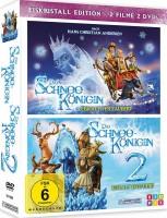 Die Schneekönigin 1+2 - Eiskristall Edition (DVD)
