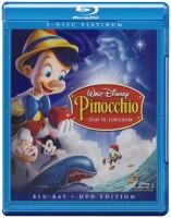 Pinocchio - Platinum Edition (Blu-ray)