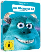Die Monster AG - Limited Steelbook Edition (Blu-ray)