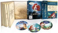 Arielle - Die Meerjungfrau - Trilogie / Limited Collector's Edition (Blu-ray)