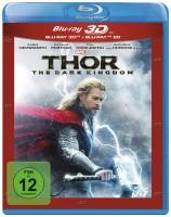 Thor - The Dark Kingdom - Blu-ray 3D + 2D (Blu-ray)