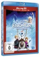 Die Eiskönigin - Völlig unverfroren - Blu-ray 3D + 2D (Blu-ray)