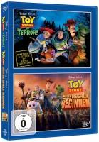 Toy Story of Terror & Toy Story - Mögen die Spiele beginnen (DVD)