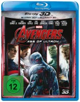 Avengers - Age of Ultron - Blu-ray 3D + 2D (Blu-ray)