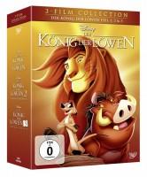 Der König der Löwen - 3-Film Collection (DVD)