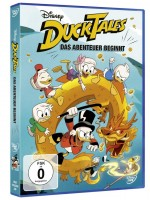 DuckTales: Das Abenteuer beginnt (DVD)
