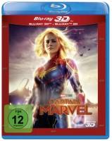Captain Marvel - Blu-ray 3D + 2D (Blu-ray)