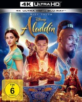 Aladdin - Live-Action / 4K Ultra HD Blu-ray + Blu-ray (4K Ultra HD)