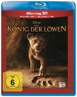 Der König der Löwen - 2019 / Blu-ray 3D + 2D / Amaray (Blu-ray)