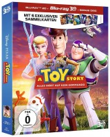 A Toy Story: Alles hört auf kein Kommando - Blu-ray 3D + 2D + Bonus Disc (Blu-ray)