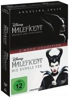 Maleficent 1+2 (DVD)