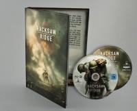 Hacksaw Ridge - Die Entscheidung - 4K Ultra HD Blu-ray + Blu-ray / Mediabook / Cover B (4K Ultra HD)