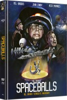 Spaceballs - Limited Mediabook / Cover A (Blu-ray)