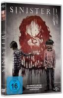 Sinister 1+2 Set (DVD)