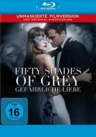 Fifty Shades of Grey 1+2 Set / Geheimes Verlangen + Gefährliche Liebe (Blu-ray)
