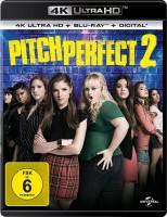 Pitch Perfect 1+2+3 Set - 4K Ultra HD Blu-ray + Blu-ray (4K Ultra HD)