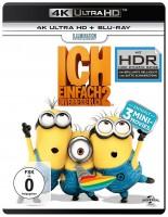 Ich - Einfach unverbesserlich 1+2+3 Set - 4K Ultra HD Blu-ray + Blu-ray (4K Ultra HD)