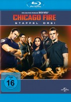 Chicago Fire - Die kompletten Staffeln 1+2+3+4+5+6+7 - Set (Blu-ray)