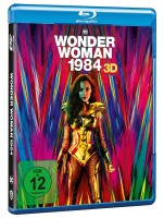 Wonder Woman  - Blu-ray 3D + Wonder Woman 1984 - Blu-ray 3D+2D (Blu-ray)