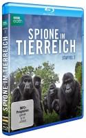 Spione im Tierreich - Staffel 2 (Blu-ray)