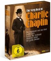 The Very Best of Charlie Chaplin (Blu-ray)