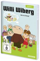 Willi Wiberg - Volume 1 (DVD)