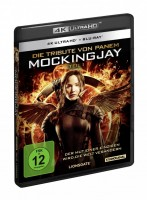 Die Tribute von Panem - Mockingjay: Teil 1 - 4K Ultra HD Blu-ray + Blu-ray (Ultra HD Blu-ray)