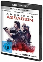 American Assassin - 4K Ultra HD Blu-ray + Blu-ray (4K Ultra HD)