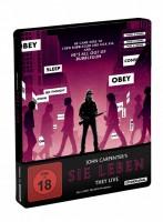 Sie leben! - 4K Ultra HD Blu-ray + Blu-ray / Steelbook (4K Ultra HD)