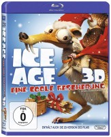 Ice Age - Eine coole Bescherung - Blu-ray 3D + 2D (Blu-ray)