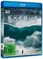 Exodus: Götter und Könige - Blu-ray 3D + 2D (Blu-ray)