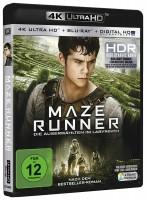 Maze Runner - Die Auserwählten im Labyrinth - 4K Ultra HD Blu-ray + Blu-ray (Ultra HD Blu-ray)