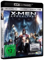 X-Men: Apocalypse - 4K Ultra HD Blu-ray + Blu-ray (Ultra HD Blu-ray)